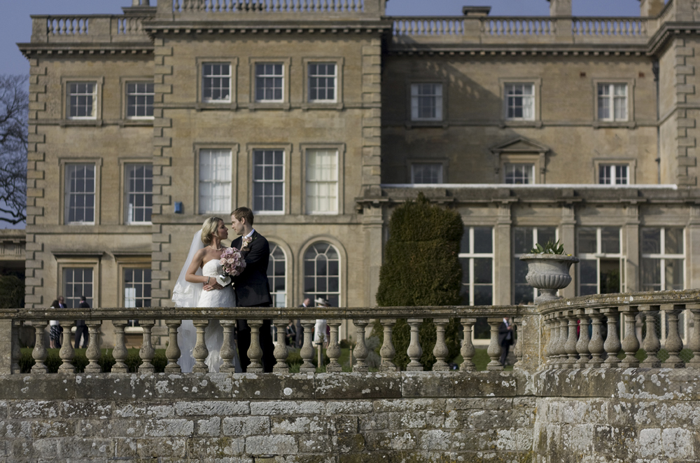 Wedding Photography at Prestwold Hall