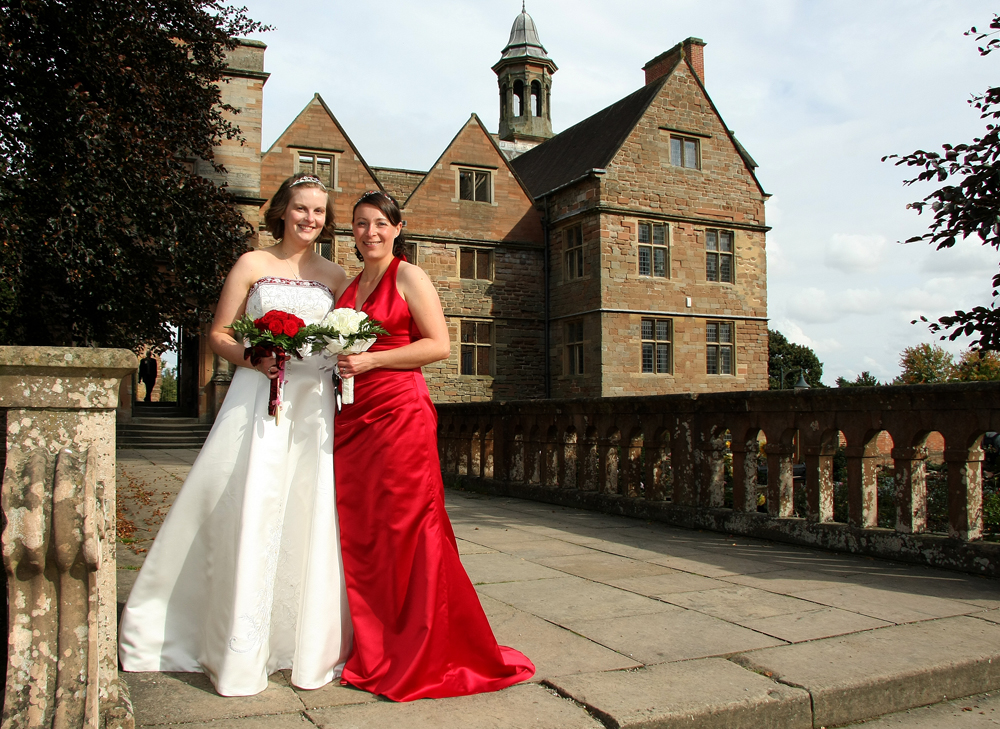 Weddings at Ruffed Mill, Rufford Abbey Country Park