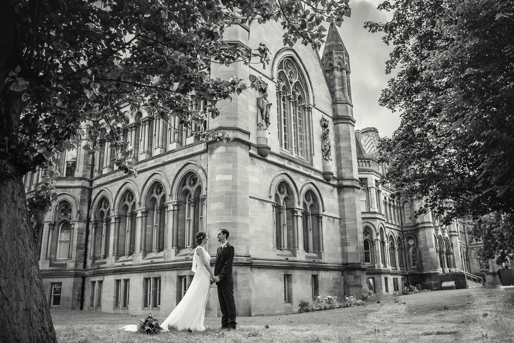 Weddings at Arkwright Rooms, Nottingham